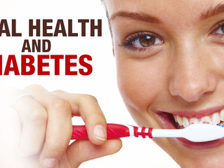 Your Oral Health and Diabetes