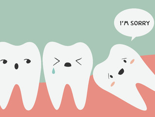 What are wisdom teeth? When do the come in?