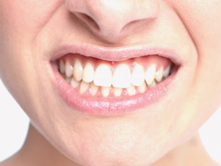 Are you clenching your teeth at night?
