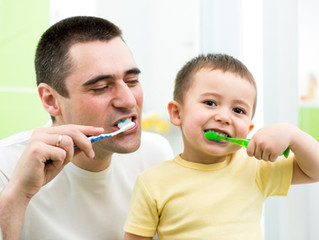 How to clean your teeth and keep it that way!