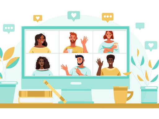 5 sposobów na integrację zespołu online