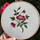 Thumbnail: Vintage Wild Rose embroidery pattern