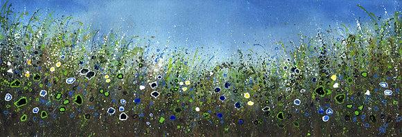 Burst of Wildflowers
