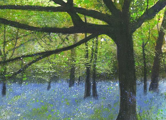 Mystical Blue