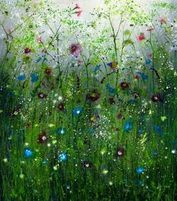 Let Me Hide Amongst the Wildflowers