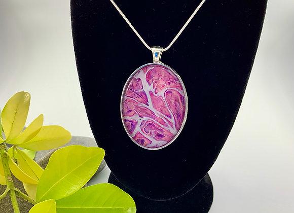 Acrylic Pour Jewellery