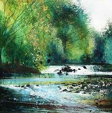 Stewart Edmonson - Moss on the Rocks.jpg
