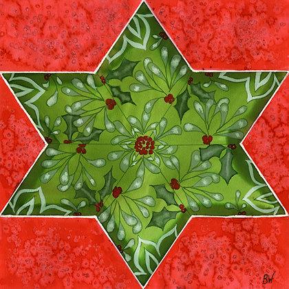 Mistletoe Star