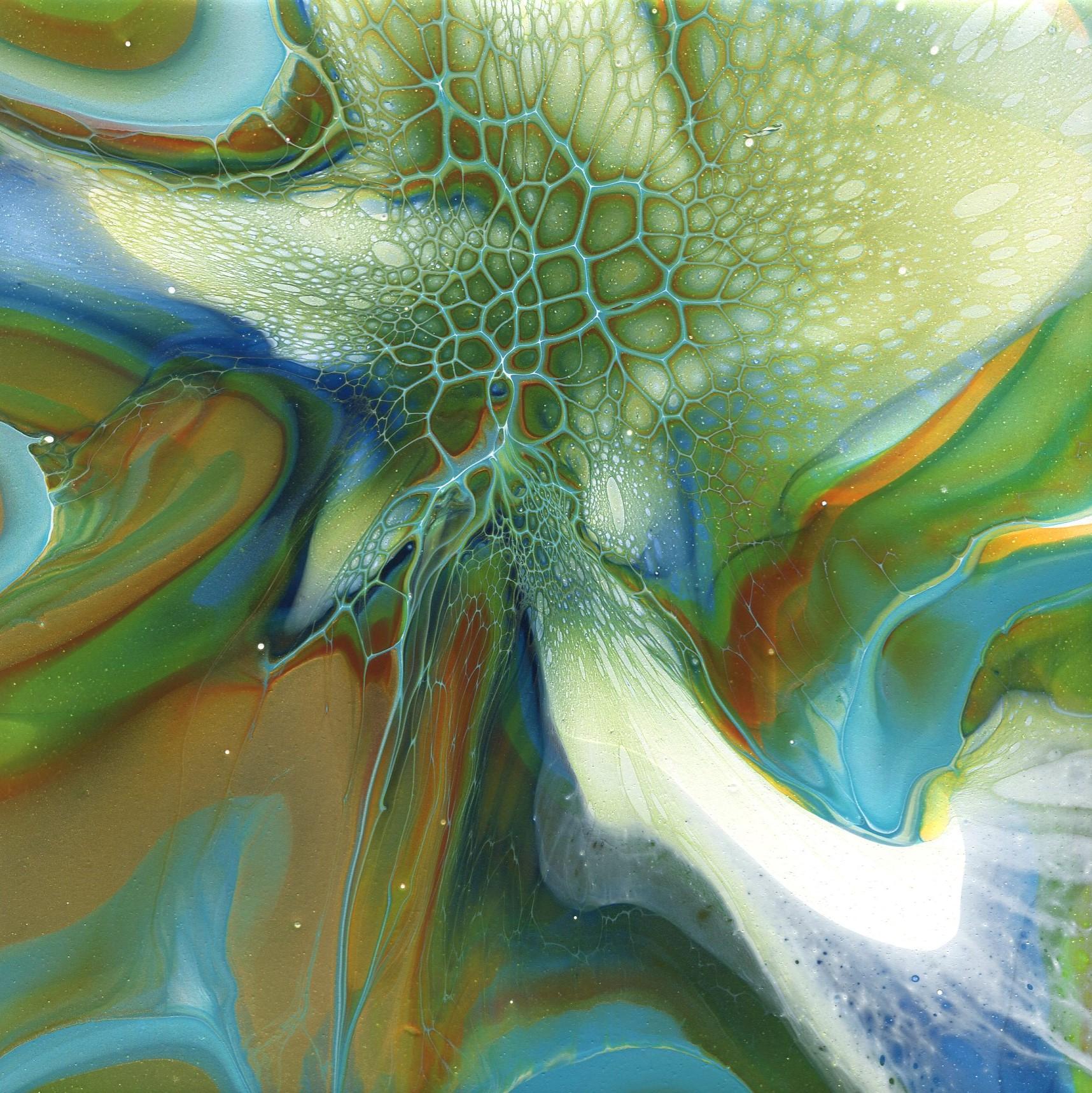 Colour Combo Flower