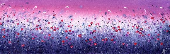 Ruby Red Rosebuds