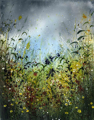 Among the Scattered Wildflowers