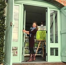 Barley Wood Walled garden Studio