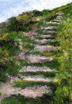 Cliff Steps at Northcott