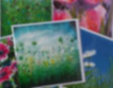 Bridget Winterbourne art cards and calendars for sale