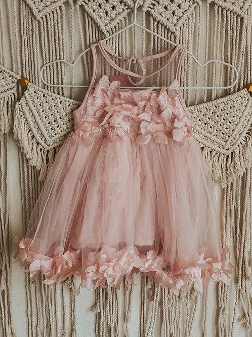 Mädchenkleid rosa