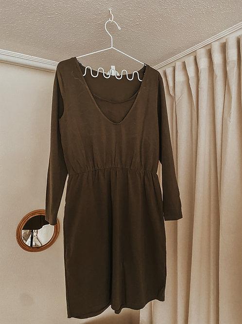 Kleid khaki