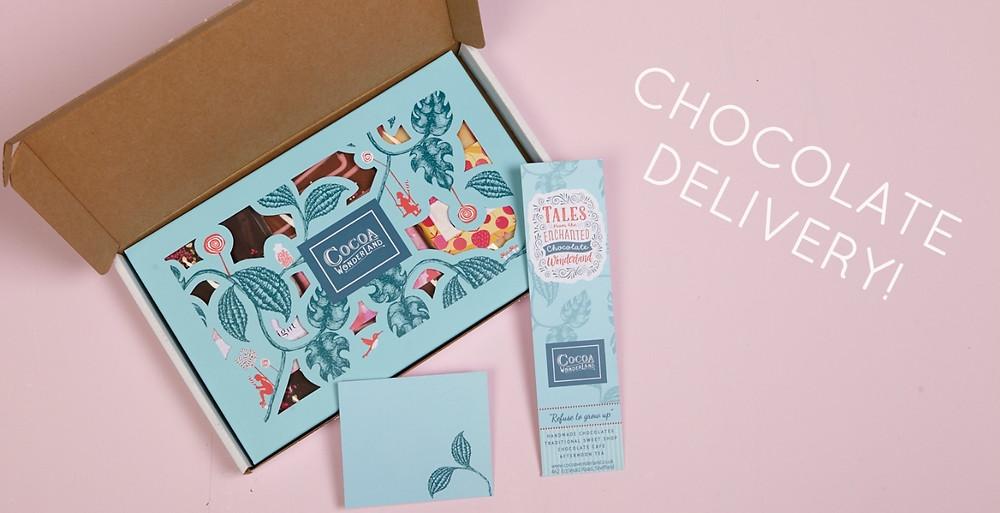 Buy Cocoa Wonderland Chocolate gift boxes online