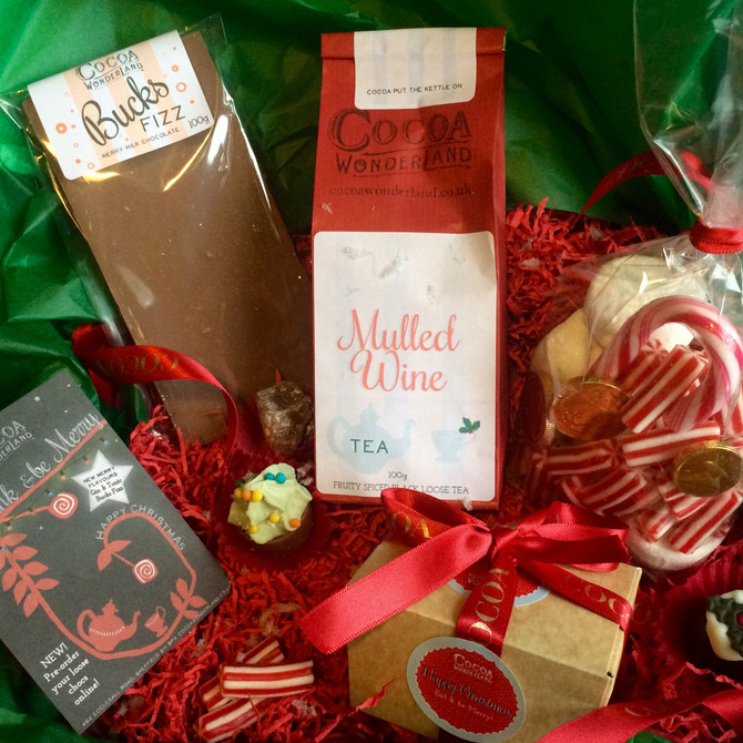 Gift a Chocolate Themed Hamper this Christmas!