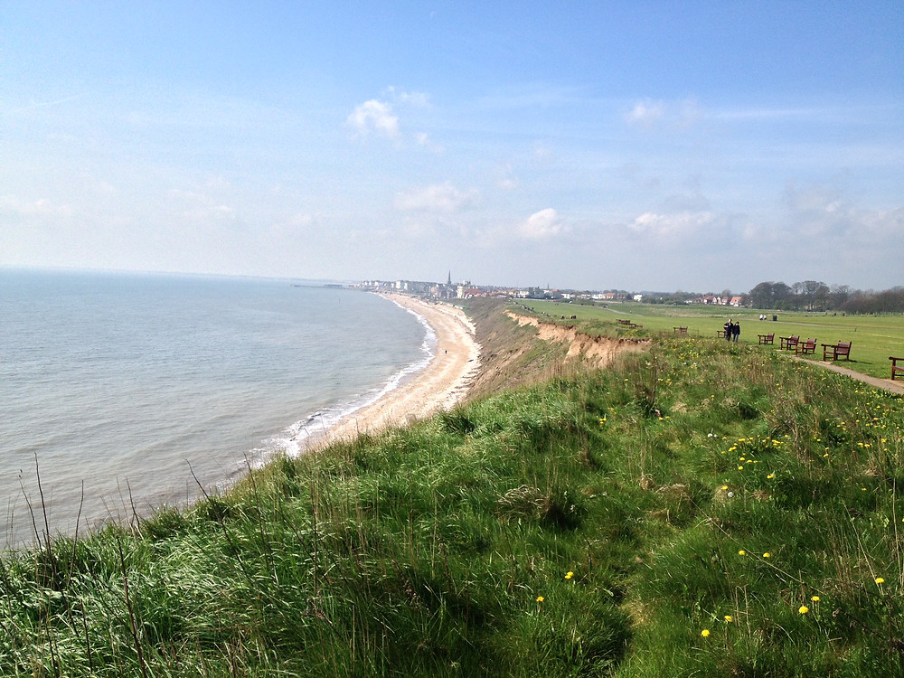 My favourite coast in Yorkshire at the end of the road I grew up!
