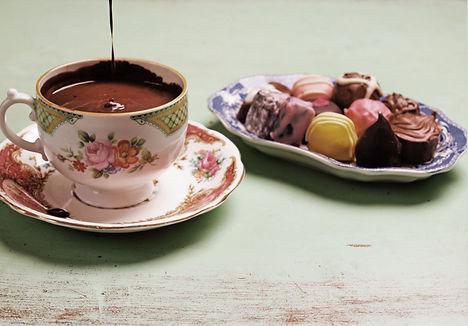 Luxury hot chocolate, hot chocolate, chocolate cafe, Cocoa Sheffield, Sheffield cafe,