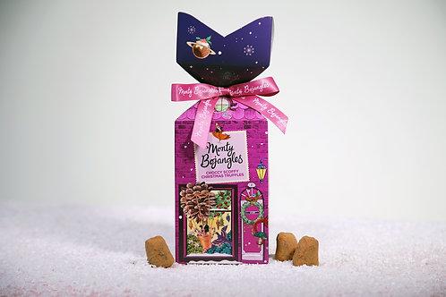 Monty Bojangles Choccy Scoffy Christmas Truffles 130g