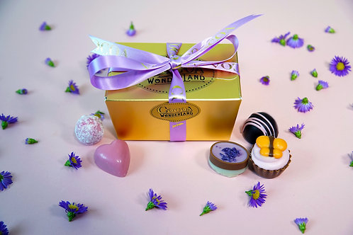 16 Chocolate Mothers Day Ballotin Box