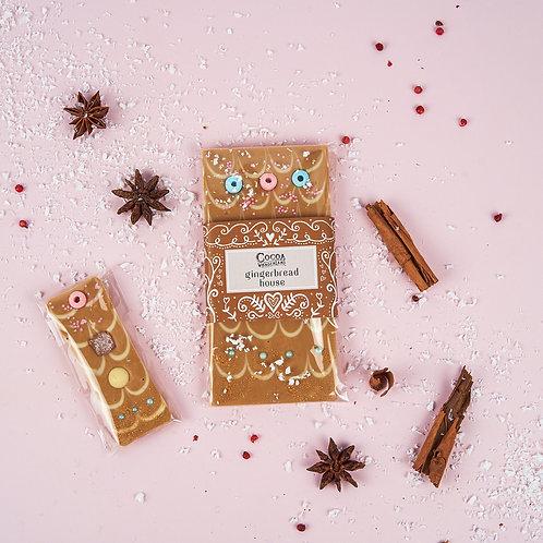 *Pre-order* Gingerbread Chocolate Bar 100g