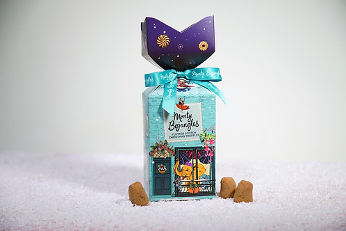Monty Bojangles Flutter Scotch Christmas Truffles 130g