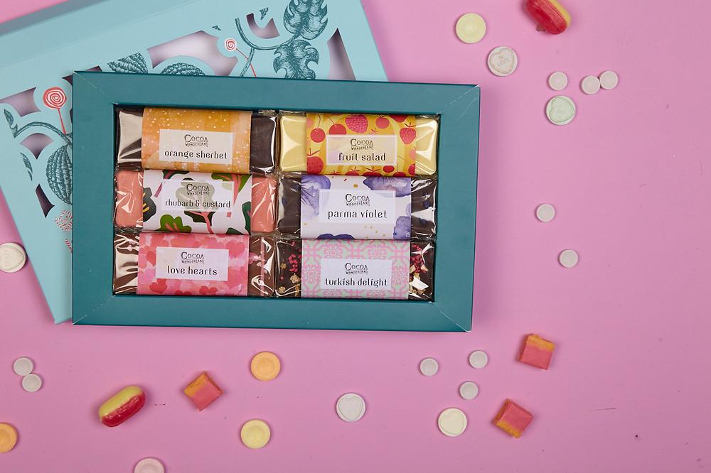 Sweet Shop Chocolate Gift Box