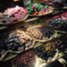 Handmade chocolates, truffle chocolates, luxury chocolates, chocolate shop, artisan chocolates, sheffield,