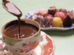 gourmet hot chocolate, afternoon tea sheffield, hot chocolate cafe, sheffield cafe, thick hot chocolate,