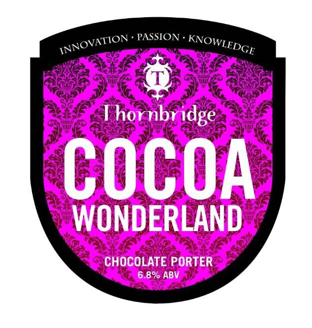 Our Thornbridge Chocolate Beer