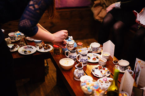 speciality tea, blended tea, afternoon tea sheffield, cafe sheffield,