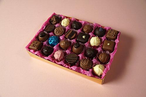 24 Chocolate Postal Selection Box