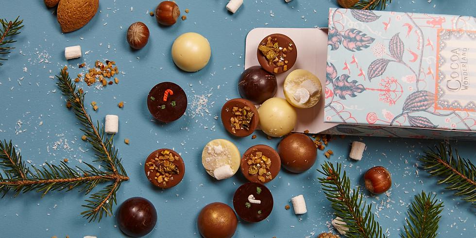 Fizz & Festive Chocolate Party