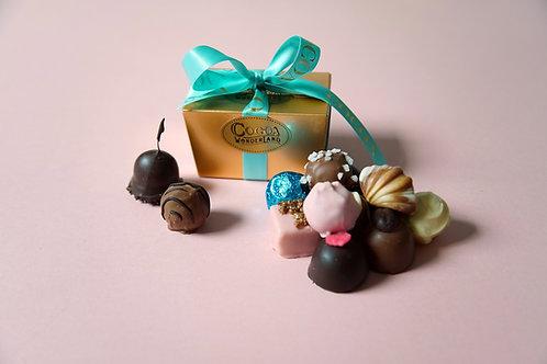 16 Chocolate Ballotin Box