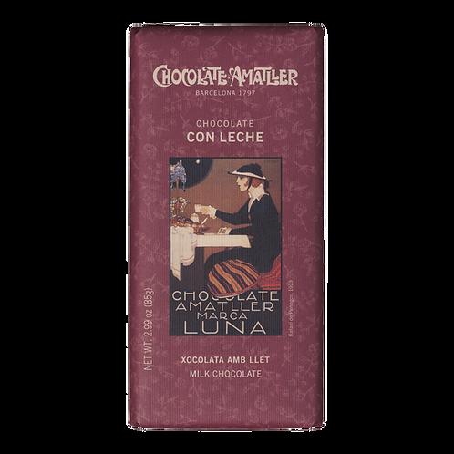 Amatller milk Chocolate Bar 85g