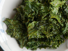 Texan Approved BBQ Kale Chips