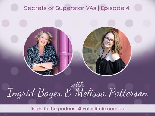 Secrets of Superstar VAs   Episode 04
