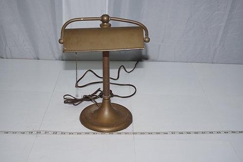 Brass Library Desk Lamp