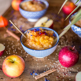Autumn Applesauce