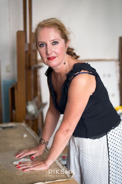 Aurelia Chevalier Restauratrice Arts 5jpg