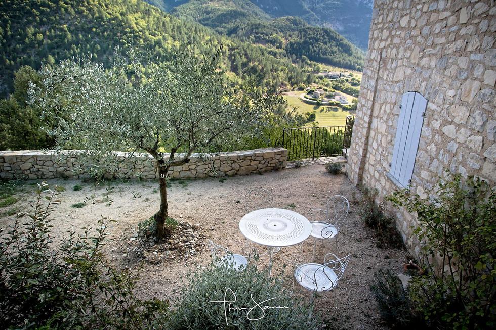 Drôme Provençale - Brantes
