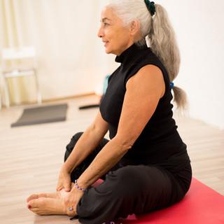 Cécile GORDON - Ananda - Orléans - Yoga