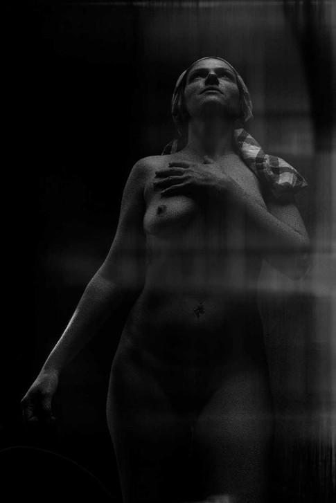 Urbex Nude