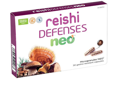 REISHI NEO DEFENSES : 3 mois
