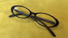 メガネのガラスコーティングが好評です!