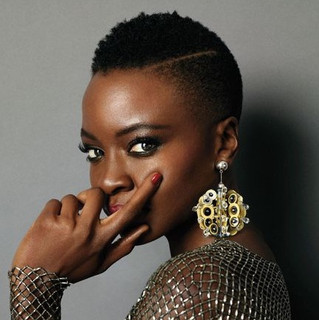 "Danai Gurira  Walking Dead  ""Honor"""