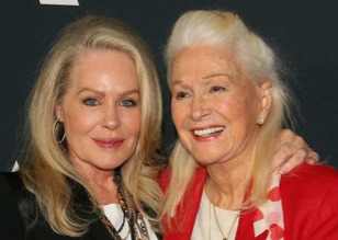 Beverly D'Angleo & Diane Ladd