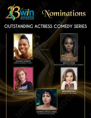 Actress Comedy Series